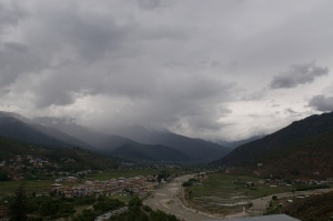 The light in Bumthang.